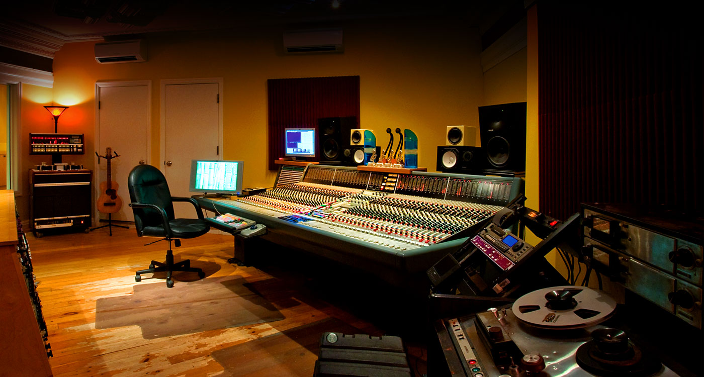 The Sonic Temple Recording Studio   Halifax, Nova Scotia